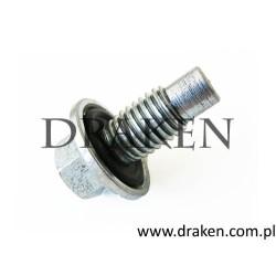 Śruba spustu oleju z uszczelką 9-3SS 2003- R4