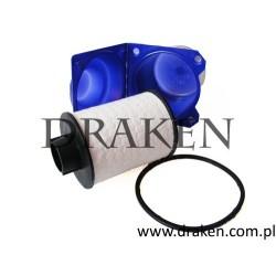 Filtr paliwa 9-3 2004-05 1.9TiD (Diesel) PURFLUX