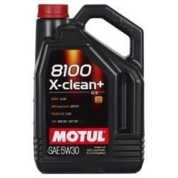 Olej MOTUL 8100 XCLEAN C3 1L
