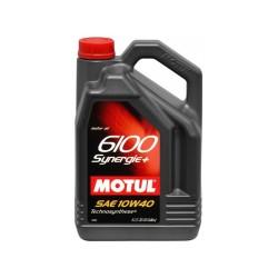 Olej MOTUL 6100 SYNERGIE+ 10W40 1L