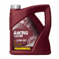 Olej MANNOL Racing+Ester 10W-60 A3/B3/B4 4L