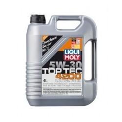 Olej LIQUI MOLY TOP TEC 4200 5W30 4L