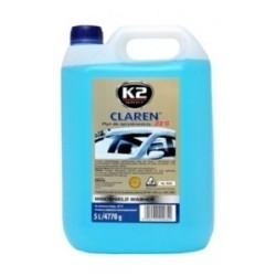 Płyn do spryskiwaczy K2 CLAREN zimowy -22St 5L