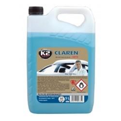 Płyn do spryskiwaczy K2 CLAREN zimowy -40C 5L