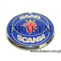 Emblemat na klapę bagażnika 9-5 Sedan 1997-2001