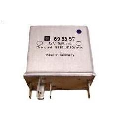 Przekaźnik pompy paliwa 900 1986-89