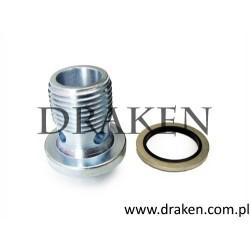 Śruba spustu oleju z uszczelką 9-3, 9-5 2004-2012 1.9TiD Diesel