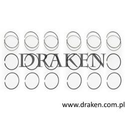 Pierścienie 9-5 3.0V6 DIESEL TiD STD
