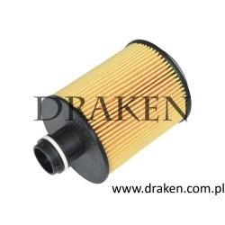 Filtr oleju 9-3 2007-2012 1.9TiD 180KM Diesel MANN FILTER