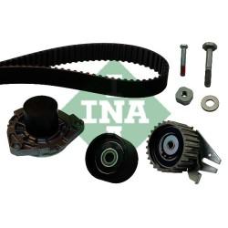 Pasek rozrządu+pompa wody 9-3, 9-5 1.9TiD, 1.9TTID Diesel INA
