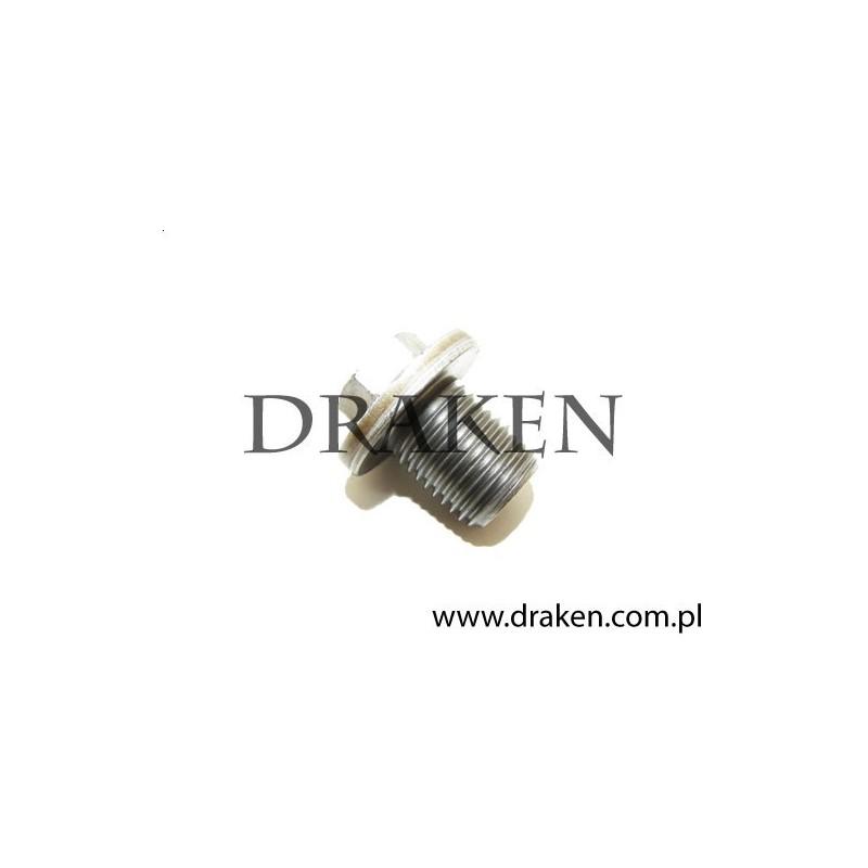 Śruba spustu oleju 900NG,9000,9-3,9-5 1991-2010 silniki R4