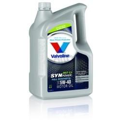 Olej VALVOLINE SYNPOWER MST 5W40 5L