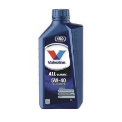 Olej VALVOLINE ALL CLIMATE 5W40D 1L