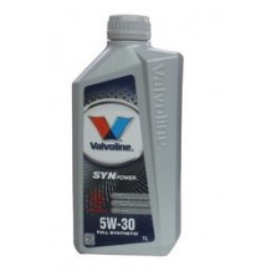 Olej VALVOLINE SYNPOWER 5W30 1L