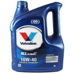 Olej VALVOLINE ALL CLIMATE 10W40 4L