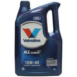 Olej VALVOLINE ALL CLIMATE 10W40 5L