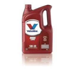 Olej VALVOLINE MAXLIFE 5W30 4L