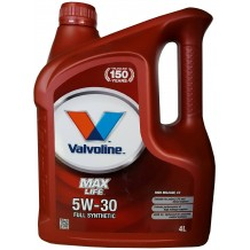 Olej VALVOLINE MAXLIFE C3 5W30 4L