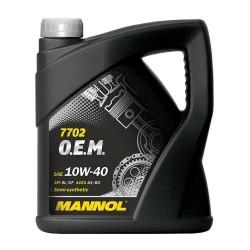 Olej MANNOL 7702 10W40 A3/B3 Półsyntetyk 1L