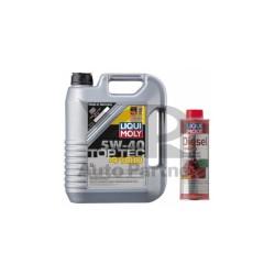OLEJ LIQUI MOLY TOP TEC 4100 5W40 5L+LM 2666