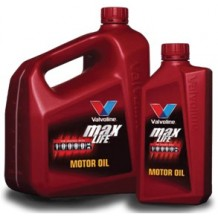 Olej VALVOLINE MAXLIFE SYNTHETIC 5W40 4L