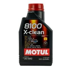 Olej MOTUL 8100 X-clean 5W40 C3 1L