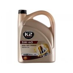 Olej K2 TEXAR 5W40 TD 5L