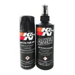 K&N Zestaw doczyszczenia filtrów powietrza
